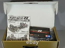 Nouveau Tamiya 1/10 Electric Rc 4wd Racing Car Tb-04r Chassis Kit Shaft Driven 84412