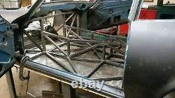 Opal Gt Awd Supercar Race Car Chassis Plans Blueprints