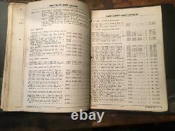 Original Nash Healey Manuel De Service Technique De Voiture De Sport Oem Vintage 52-53