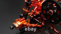 Oui Rouleau Châssis Racing Alum Carbon Spt2-d Rwd Drift Conversion Kit Voiture