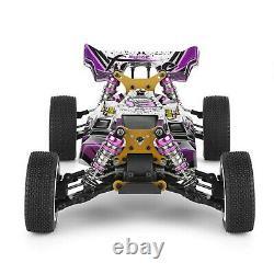 Racing Rc Car 60km/h Châssis En Métal 4wd Drift Voitures Électriques Rc Pour Adulte Cadeau Enfant