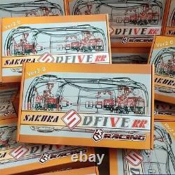 Sakura D5 Kit 1/10 Télécommande Super Arrière Drive Racing Drift Car Frame