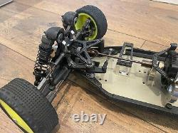 Serpent Sdx4 4wd Off Road Race Buggy/radio Controlled/rc Car, Châssis Roulant