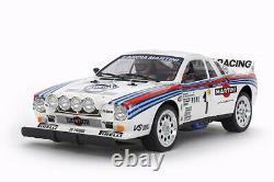 Spear 037 Rally Frame Ta02-s 4wd High Performance Racing Car 110 Radio Control