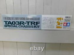 Tamiya 1/10 Electric 4wd Racing Car Chassis Kit Ta03r-trf Special Rc