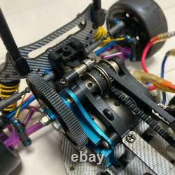 Tamiya 1/10 Electric Rc 4wd Racing Car Ta04 Trf Special Chassis Kit Rare
