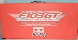 Tamiya 1/10 Électrique Rc 2wd Racing Car F103gt Châssis Kit 58367