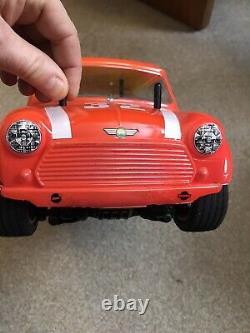 Tamiya 1/10 Mini Cooper Racing M-05 M05 Châssis Fwd Radio Control Car Race