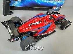 Tamiya 1/10 R/c F1 Race Car F104 Châssis Pro II Avec Upgrade Parts Esc Gyro
