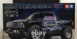 Tamiya 1/10 Rc Astérion Xv-01t Châssis 4wd Racing Truck Démonté