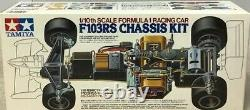 Tamiya 1/10 Rc F103rs Chassis Kit Fomula 1 Racing Car Model Kit 58156 #43