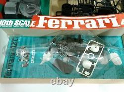 Tamiya 1/10 Rc Ferrari 412t1 Racing Car F103 Chassis Model Kit 58142 Japon 2