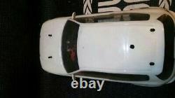 Tamiya 1/10 Rc Idemitsu Motion Mugen CIVIC Fwd Avec F. R. P. Chassis Roller