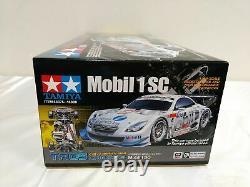 Tamiya 1/10 Rc Mobil 1 Sc 4wd Racing Car Ta05 Châssis Model Kit 58375 Du Japon