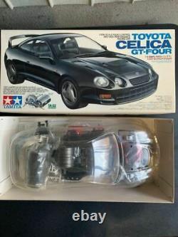 Tamiya 1/10 Rc Toyota Celica Gt-four Ta02 Châssis Model Kit Du Japon