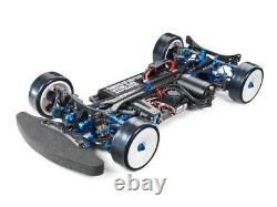 Tamiya 42316 1/10 Rc Sur Route Belt-driven 4 Roues Motrices Voiture Trf Racing Trf419xr Kit Châssis