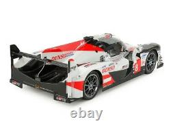 Tamiya 58665 1/10 Rc Voiture F103gt Châssis Toyota Gazoo Racing Ts050 Hybride Le Mans