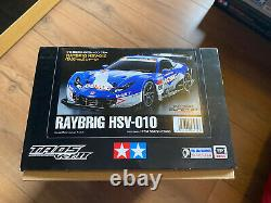 Tamiya Ep Rc Voiture 1/10 Raybrig Hsv-010 Ta05 Ver II 4wd Chassis Racing Voiture 58472