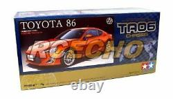 Tamiya Ep Rc Voiture 1/10 Toyota 86 Ta06 Chassis 4wd Racing Car 58530