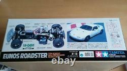 Tamiya Eunos Roadster M-04m Châssis 1/10 R/c Voiture De Course Haute Performance