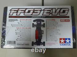 Tamiya Ff-03 Evo Chassis Kit 1/10 Electric Rc Fwd Racing Car Limited