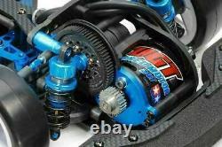 Tamiya Ff-04 Evo Chassis Kit 1/10 R/c Fwd Voiture De Course Haute Performance 84394 Nouveau
