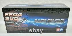 Tamiya Ff-04 Evo Chassis Kit Black Edition Radio Control Racing Car Limited