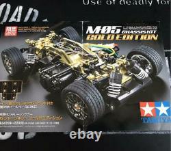 Tamiya M-05 Gold Edition Kit Châssis 1/10 Téléguidés Fwd Racing Car