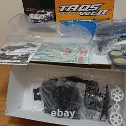 Tamiya Mach Gogogo Shaken408r Ta05 Ver. II Châssis 1/10 Rc 4wd Racing Car