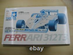Tamiya Rc 1/10 Ferrari 312t3 F-1 Racing Car Model Kit F103rs Châssis 49191 Japon