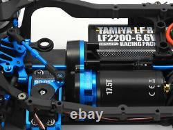 Tamiya Rc 47456 1/10 Tb-05r 4wd Kit De Châssis De Voiture De Course Haute Performance Nouveau