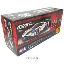 Tamiya Rc 58689 Ford Gt Mk II 2020 (tt-02 Chassis) Kit Modèle De Voiture De Course Rc 110