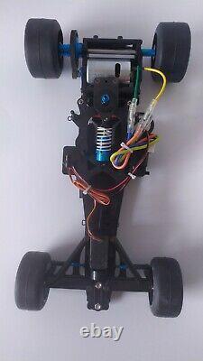Tamiya Rc F104 Pro II 58652 Modèle De Commande Radio De Châssis De Voiture De Course R/c
