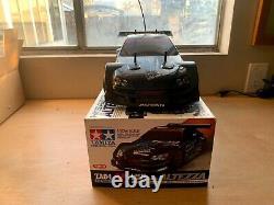 Tamiya Ta04 R Châssis Hks Racing Altezza 1/10 110 Scale Rc Car Kit Construit