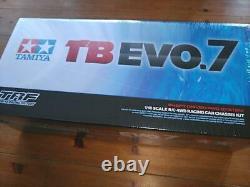 Tamiya Tb Evo. 7 Trf 1/10 Échelle R/c 4wd Kit De Châssis De Voiture De Course