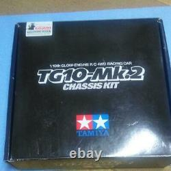 Tamiya Tg10-mk. 2 Châssis Kit 1/10ème Glow-engine R/c 4wd Racing Car