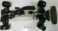 Tamiya Tgr Chassis Kit Glow Engine Rc 4wd Racing Car 1/8 Scale Jouet Rare Non Utilisé