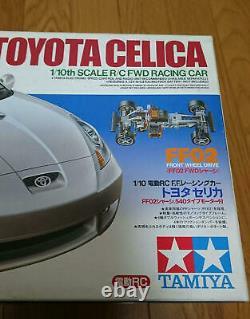 Tamiya Toyota Celica Ff02 Châssis 1/10ème Scale R/c Fwd Racing Car Radio Control
