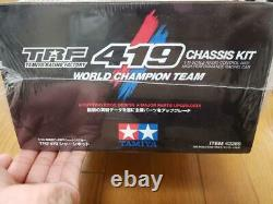 Tamiya Trf419 Chassis Kit 1/10 Scale Radio Control 4wd Racing Car