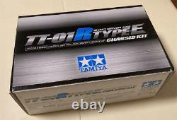 Tamiya Tt-01r Type-e Châssis Kit 1/10 Radio Contrôle À L'échelle 4wd Racing Car