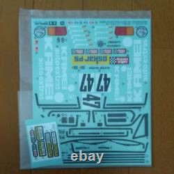 Tamiya Volkswagen Golf Mk. 1 Racing Groupe 2 M-05 Chassis 1/12 Voiture Rc Racing Ff
