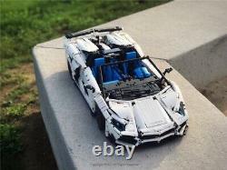 Technic Lamborghini 76899 Roadster 42083 Rc 75104 Voiture De Course 42065 Formule E