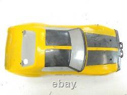 Vbc Racing Carbon Fiber 1/10 Touring Car 4wd Roller Slider Châssis Utilisé