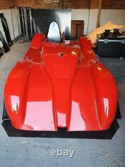 Vision V89 Clubmans Race Car Project Spaceframe Châssis