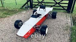 Voiture De Course Lystonia Mineure Single Seater 1970 Châssis No3