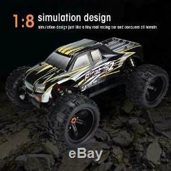Zd Racing 9116-v3 1/8 4 Roues Motrices Télécommande Rc Voiture Camion Véhicule Cadre Bricolage Set