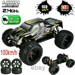 Zd Racing 9116-v3 1/8 4wd Rc Voiture Camion Buggy 100 Km/h Frame Bricolage Ensemble