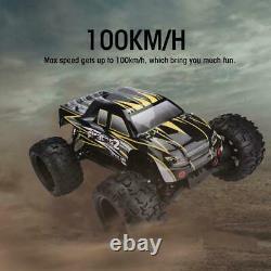 Zd Racing 9116-v3 1/8 Échelle 100 Km / H Camion Électrique 4wd Drift Car Cadre De Voiture HP