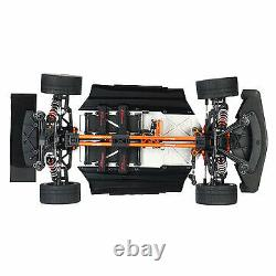 Zd Racing Ex07 1/7 Rc Voiture Diy Kit Châssis Electric Hypercar Brushless Drift Supe