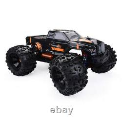 Zd Racing Mt8 Electric Brushless Rc Car Metal Chassis Rtr Modèle
